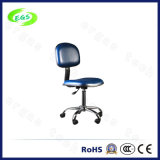 ESD Lab Leather Chair Anti-Static Stainless Clean Room Chair