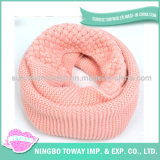 Acrylic Hand knitting Warm Cotton Winter Fashion Scarf