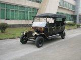 China Best Price 8 Seats Electric Sightseeing Tour Patrol Car