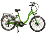 26 Inch Eco-Friendly 250W/350W/500W Motor E-Bicycle (JB-TDF01Z)