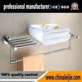 Rustproof Suction Bathroom Stainless Steel Towel Rack