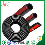 D Type EPDM Rubber Window or Door Rubber Seal Strip