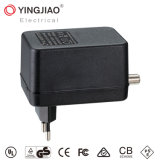 15W AC or DC CATV Adapter with Ce