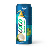 960ml Canned Fresh Coconut Water-Vietnam Manufacturer-OEM Fruit Juice-From Rita Brand
