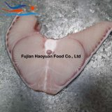 China Supplier Blue Shark Steak with Skin
