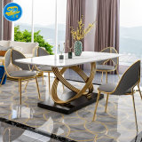 China Factory Directly Sale Modern Home Dining Room Furniture Set