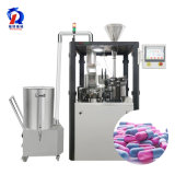 Njp 1500 D Type Fully Automatic Capsule Filler Machinery Pharmaceutical Hard Gelatin Pill Capsule Filling Machine