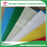 Colorful 10-250GSM Wholesale Cheap Sb PP Spunbonded Polypropylene Nonwoven Fabric