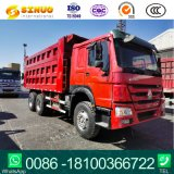 Used Sinotruck HOWO Dump Truck 6X4 Second Hand Heavy Duty Truck Tipper Truck 371HP 375 Excellent Condition and Best Price for Africa