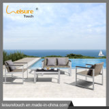 Outdoor Leisure Rattan Sofa Set Garden Aluminum Furniture