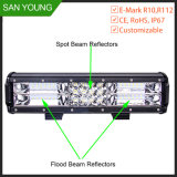 3 Row LED Light Bar for Truck Roof Triple Row LED Light Bar Car