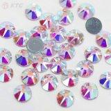 Ss6 (2mm) Crystal Ab Hot Fix Rhinestones 10 Gross (1440PCS) Hotfix Iron on Rhinestones