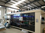 Automatic 3 Stations Pressure & Vacuum Forming Machine (Mengxing MFC 7660)
