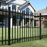 Cheap Fencing with High Quality Aluminium Fence Post Design