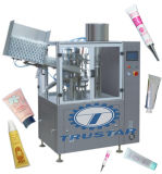 Aluminum Cosmetic Tube Filling and Sealing Machinery