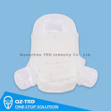OEM Printed Disposable Baby Dipaer Breathable Pamper Nappies Magic Tape