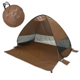 Cheap Factory Wholesale Price Outdoor Waterproof Anti-UV Sun Beach Tent
