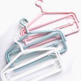 Retractable Plastic Foldable Clothes Hanger or Towel Rack