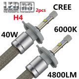 CREE LED Car Light Super Bright for Car 4800lm
