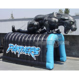 Wholesale Price Customized Color Inflatable Arch Tent Background Commerical Advertising Used It038