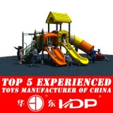 2017 Newest Outdoor and Plastic Material Amusement Park Sets (HD14-118B)