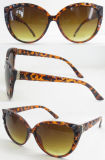 Lady Plastic Sunglasses with Diamond UV400 CE En1836