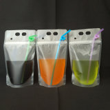 Cheap Laminating Plastic Transparent Bag Water Juice Pouches