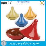 Wholesale Eco-Friendly Kitchenware Color Ceramic Cookware