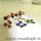Roadway Safety Strong Anti-Press Colour Glass Beads Reflector