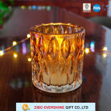 Wholesale Crystal Glass Votive Candle Holder for Decoration