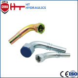 Manufacturer Hydraulic Stainless Steel Hose Fitting Pipe Connector