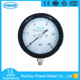 4′′ 100mm Phenolic Resin Case Oil Filled Safety Pressure Gauge