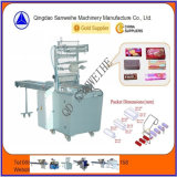 Swh7017 Wafer Biscuit Automatic Over Wrapping Package Machine