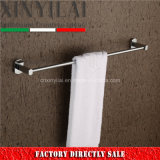 Quality Supplier-Bathroom Chrome Plate Brass Towel Bar
