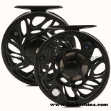 Large Arbor CNC Machine Cut Fly Fishing Reel