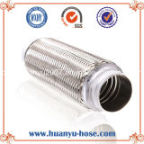 45*203mm Single Layer Exhaust Flexible Pipe