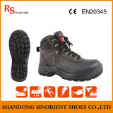 Malaysia Police Lightweight Working Safety Boots (Snb1070)