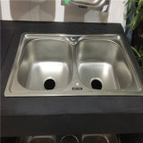 Kitchen Sink Stainless Steel Sink (7640)
