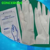 9''-11'' Disposable Latex Surgical Gloves with Most Competitive Price
