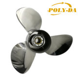 25-60 HP 11.6X12 Boat Prop Matched YAMAHA Stainless Steel Marine Outboard Propeller RC Boat Propeller