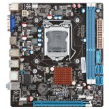 Esonic Motherboard H61 Support 2ND 3rd Gen. LGA1155 Processor, Motherboard Mainboard