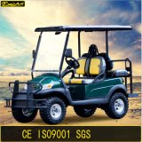 Ce Approved Rear Seat Llifted Electric Golf Car