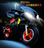 Electric Start 49cc Mini Motorcycle Bike Small Sports Car Petrol Scooter