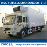 Cimc Popular Refrigerated Van Bodies for Fresh Fruits ---------Thermo King Refrigerator From China