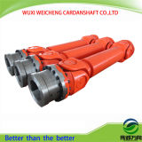 Type SWC620A-3060 Cardan Shaft/Universal Shaft with Shaft Sleeve