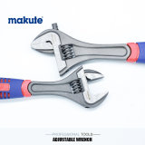 Makute 6' Portable Adjustable Spanner Socket Combination Wrench