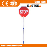Slow-Stop Handle Sign Aluminum Slow-Stop Paddle