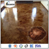 Popular Metal Epoxy Pigments for Floor, Concrete Coating Pigment