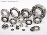 High Precision Ball Bearings for Auto Parts Long Life Usage Motorcycle Parts Pump Bearings Agriculture Bearings (6005 ZZ RS OPEN)