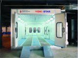 Ce Automotive Spray Booth with Infrared Lamp Paint Booth